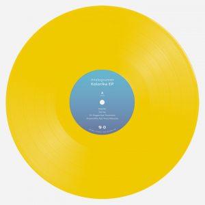 Analogrunner - Kolorika EP (vinyl, limited)