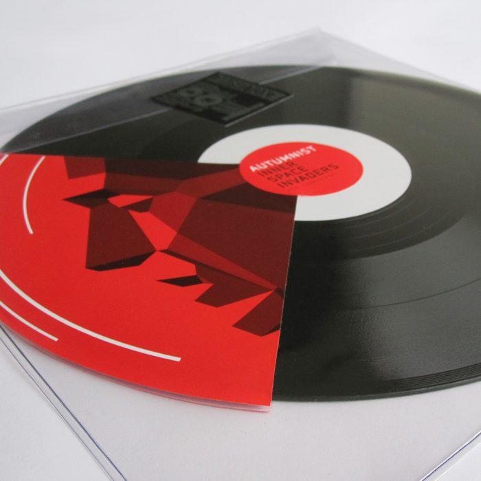 Autumnist - Inner Space Invaders (12-inch vinyl dubplate, RSD 2016)