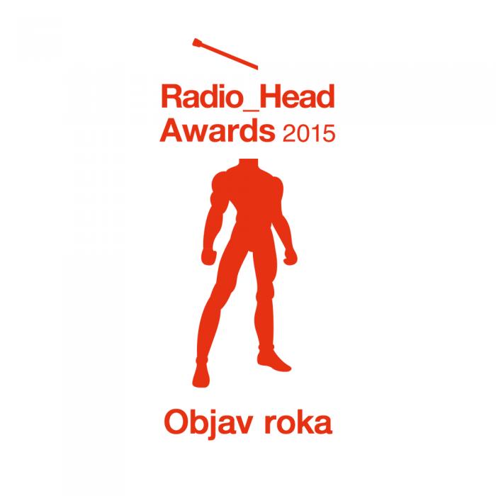 Bulp - Objav roka Radio_Head Awards 2015