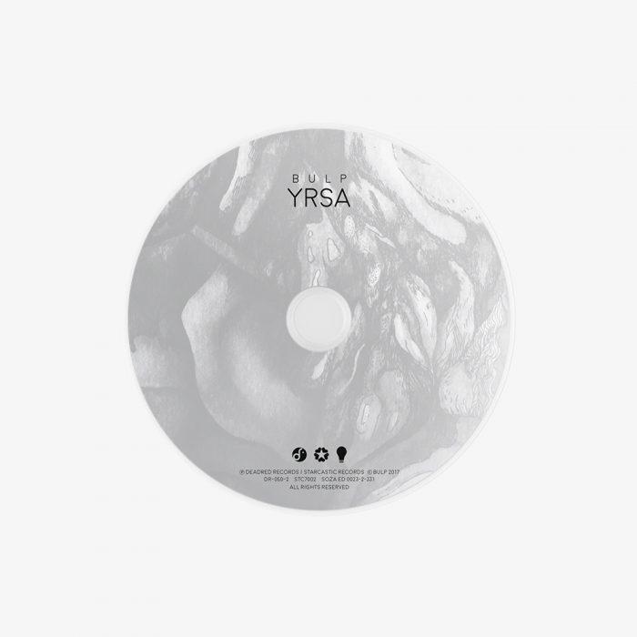 Bulp – Yrsa (Compact Disc, Digisleeve)