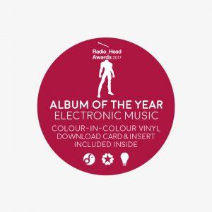Bulp - Yrsa (Album of the Year, Radio_Head Awards 2017)