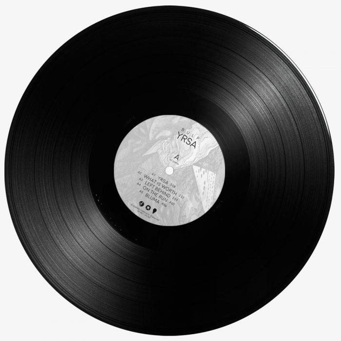 "Bulp – Yrsa (LP, 12"" Vinyl Edition, Standard)"