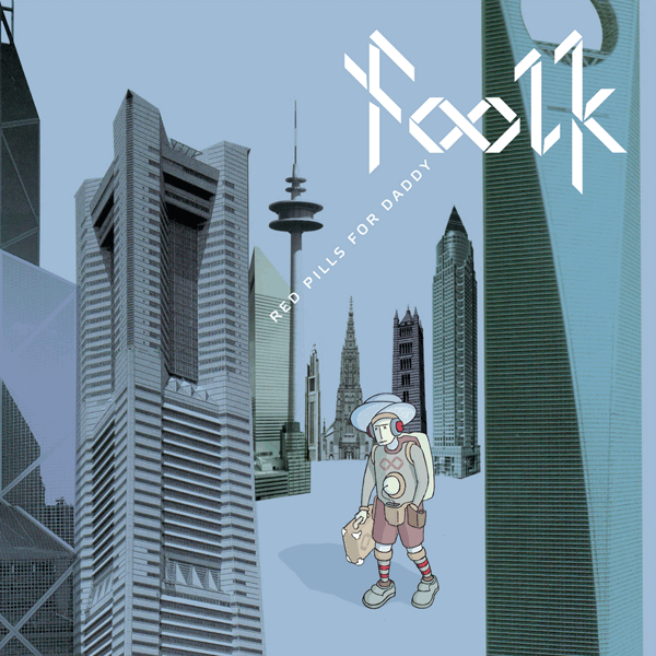 Foolk – Red Pills For Daddy (Compact Disc)