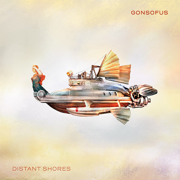 "Gonsofus – Distant Shores (12"" Vinyl Edition, Limited)"