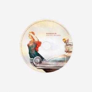 Gonsofus - Distant Shores (CD)