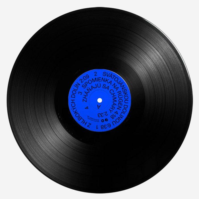 I Am Planet - Záznamy ticha (limited vinyl)