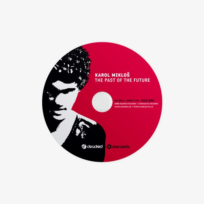 Karol Mikloš – The Past of the Future (Compact Disc, Digipak)