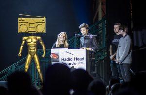 Bulp - Nováčik roka 2015, RadioHead Awards