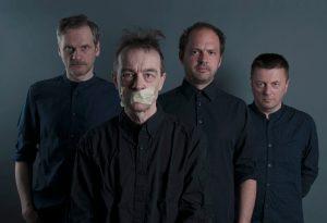 Ospalý pohyb - Úzkosť a rozklad (band photo)