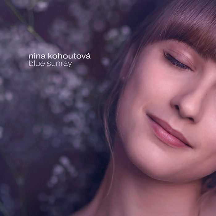 Nina Kohoutová - Blue Sunray (single, digital)