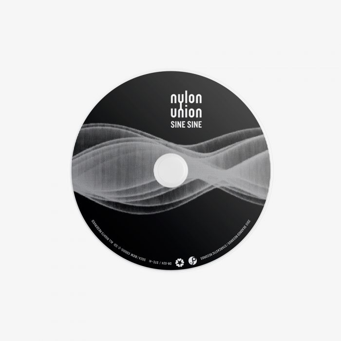 Nylon Union – Sine Sine (Compact Disc, Digisleeve)