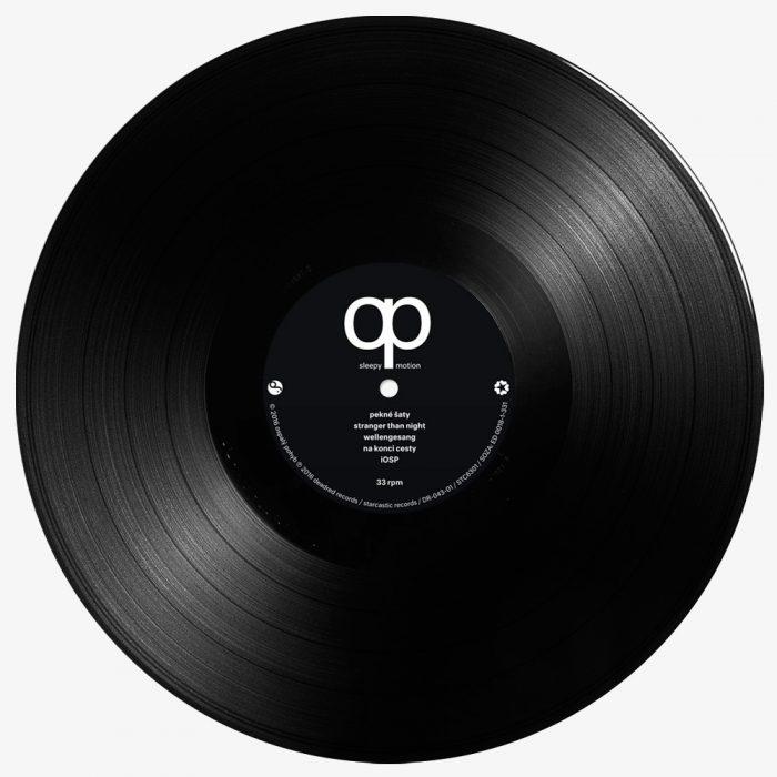 Ospalý pohyb – ø (LP, Vinyl Edition, Standard)