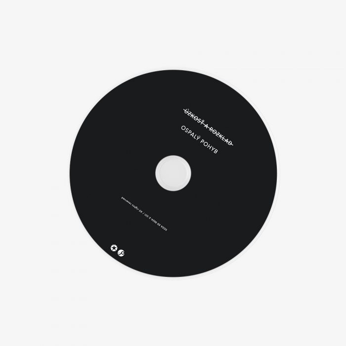 Ospalý pohyb - Úzkosť a rozklad (CD)