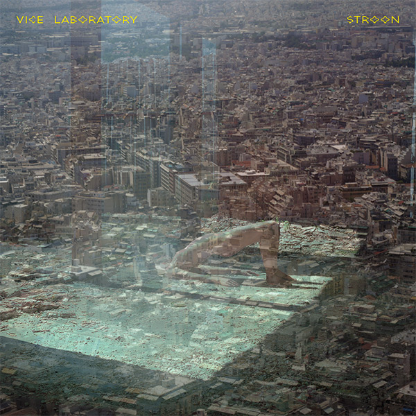 "Stroon – Vice Laboratory (LP, 12"" Vinyl Edition)"