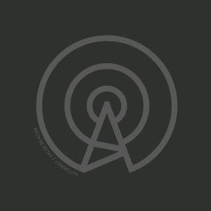 Autumnist - False Beacon (print detail, ash black - grey)