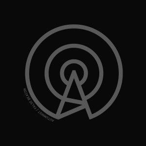 Autumnist - False Beacon (print detail, black-grey)