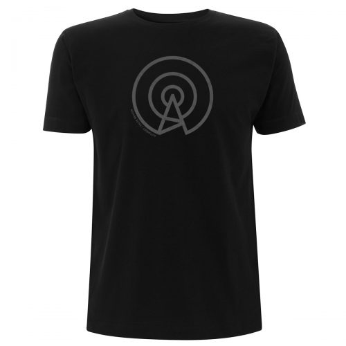Autumnist - False Beacon (T-Shirt, Men, Black - Grey)