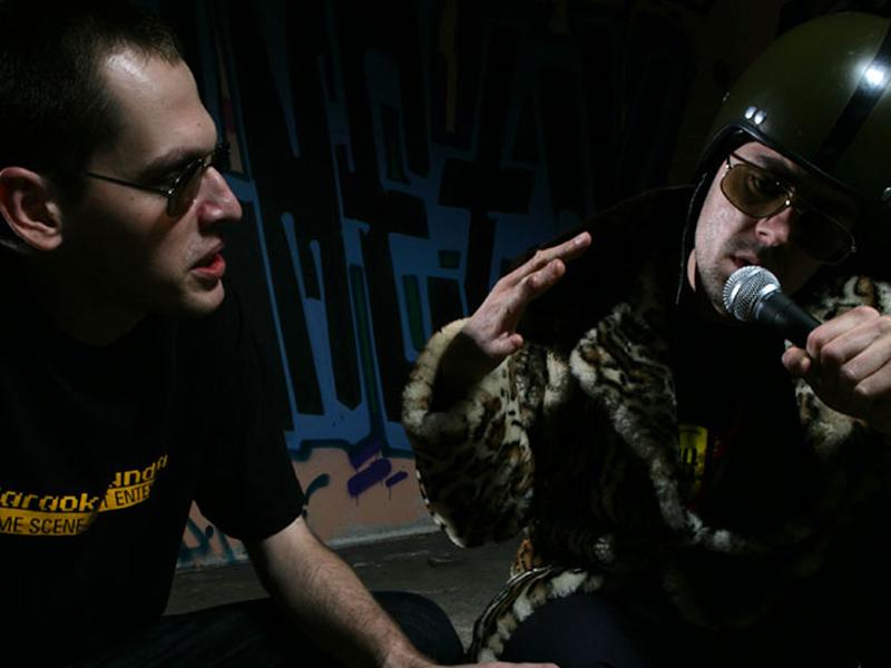 Peťo Tázok & Karaoke Tundra