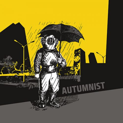 Autumnist - The Autumnist (anniversary limited edition vinyl LP)