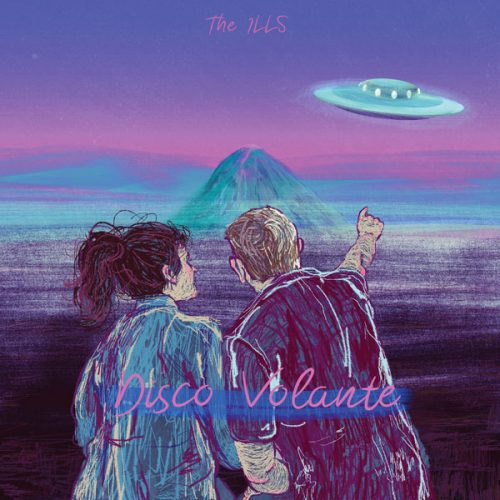 The Ills - Disco Volante/Mt. Average (CD, LP, DL)