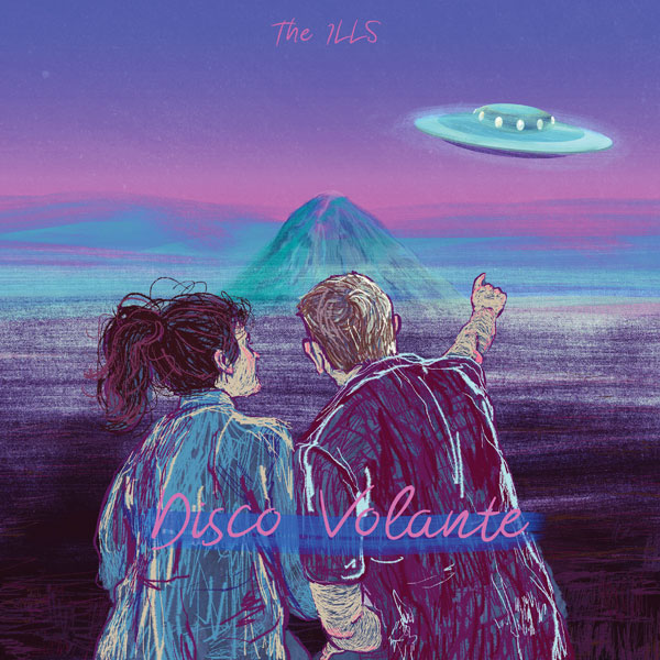 "The Ills – Disco Volante/Mt. Average (LP, 12"" Vinyl Edition)"