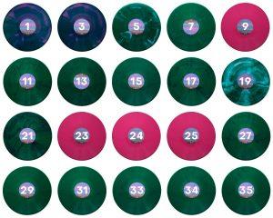 The Ills - Disco Volante/Mt. Average (vinyl, multicoloured/specials, limited)