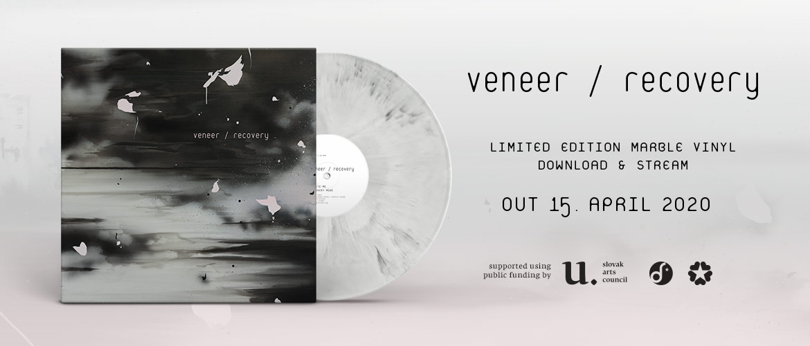Veneer - Recovery (EP, vinyl, download)
