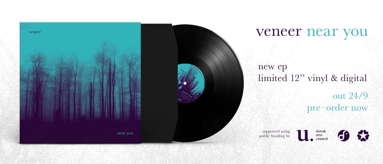 Veneer - Near You (EP, vinyl, pre-order)