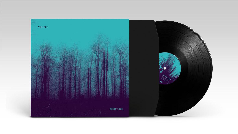 Veneer - Near You (EP, vinyl, digital)